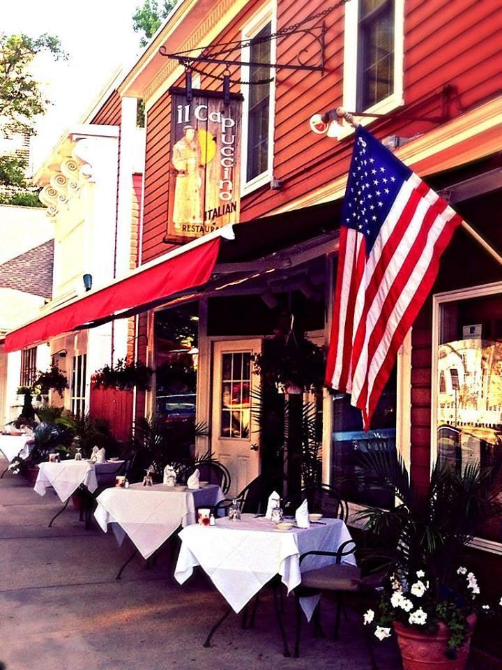 Italian Restaurant Th Madison