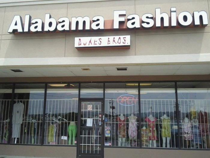 Alabama Fashion