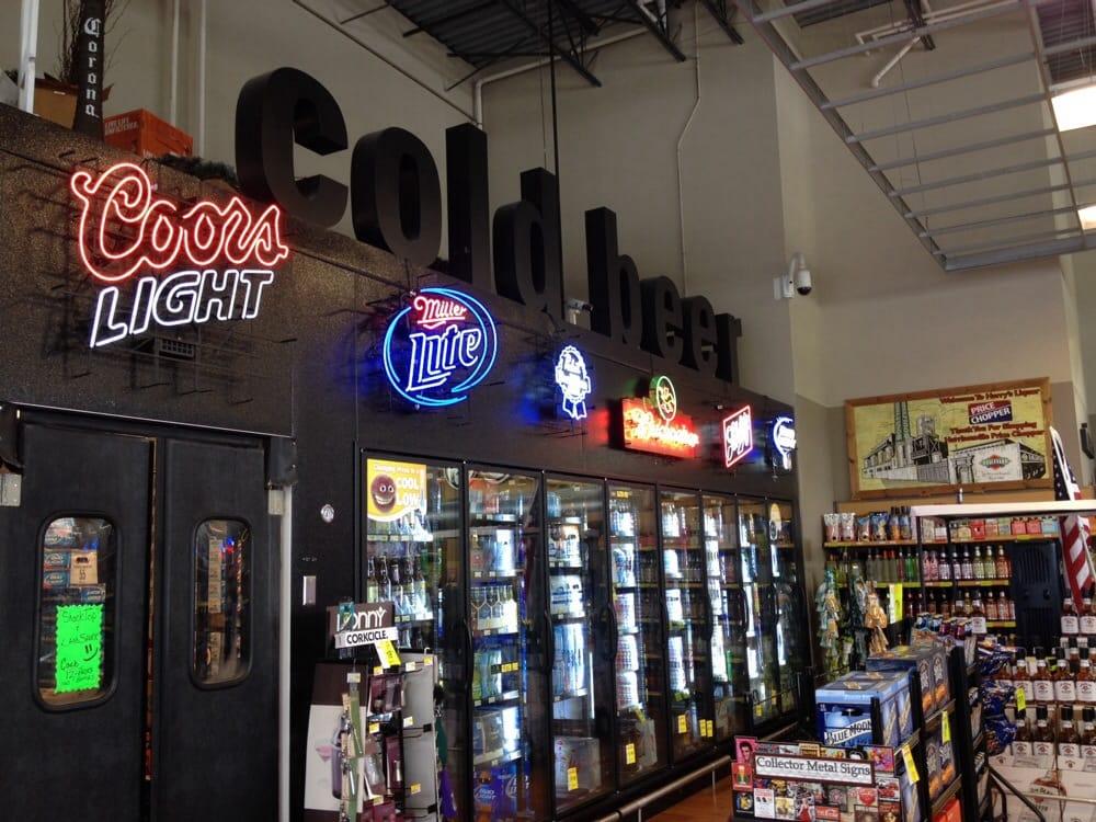 Harry's Liquors: 1011 West Mechanic St, Harrisonville, MO
