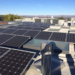 Photo of Canopy Energy - Van Nuys CA United States. Commercial Roof & Photos for Canopy Energy - Yelp