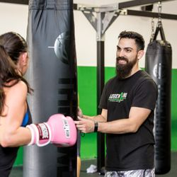 personal boxing trainer houston