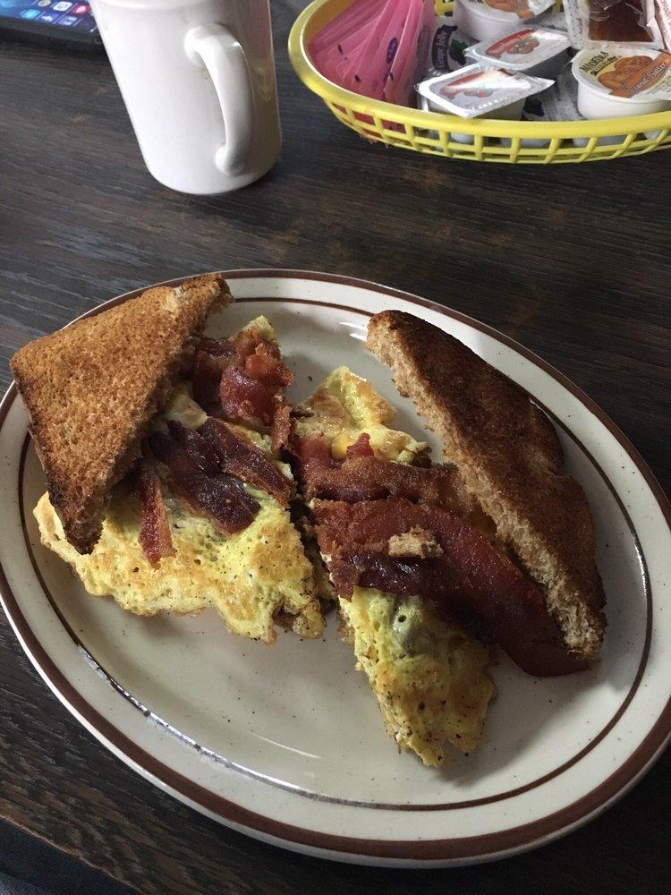 Copeland Cafe: 201 Santa Fe St, Copeland, KS