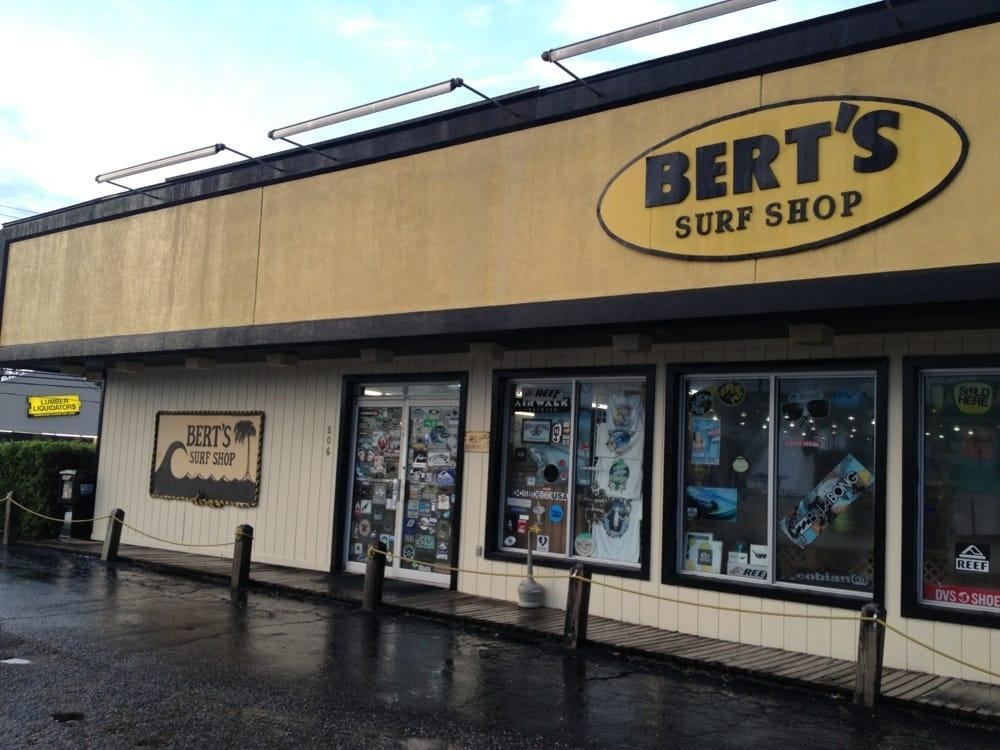 Bert S Surf Shop Surf Shop 806 21st Ave S North