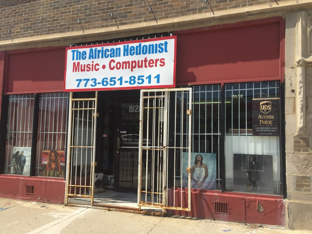 African Hedonist