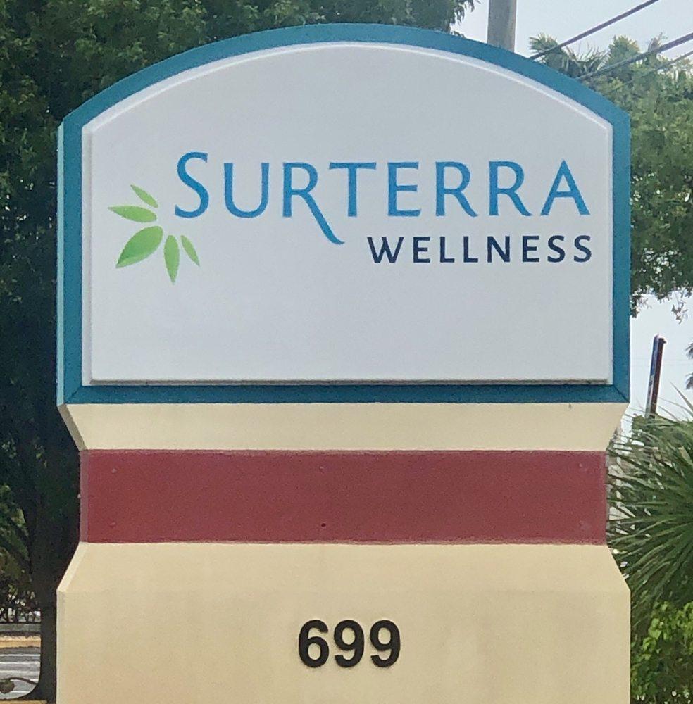 Surterra wellness: 699 S Federal Hwy, Deerfield Beach, FL