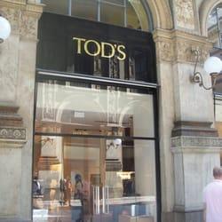 Scarpe Tod's A Milano
