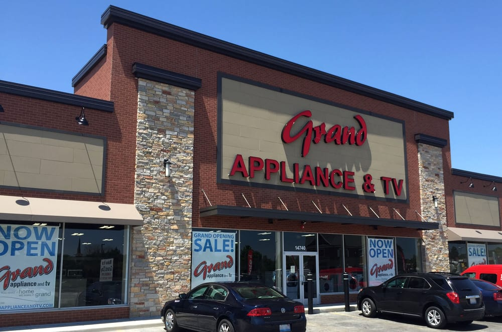 Grand Appliance and TV - Orland Park - 31 Photos - Electronics ... on