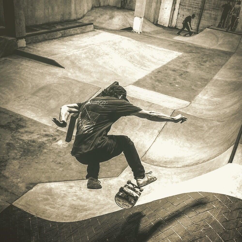 Louie's Skateboarding School: New York, NY