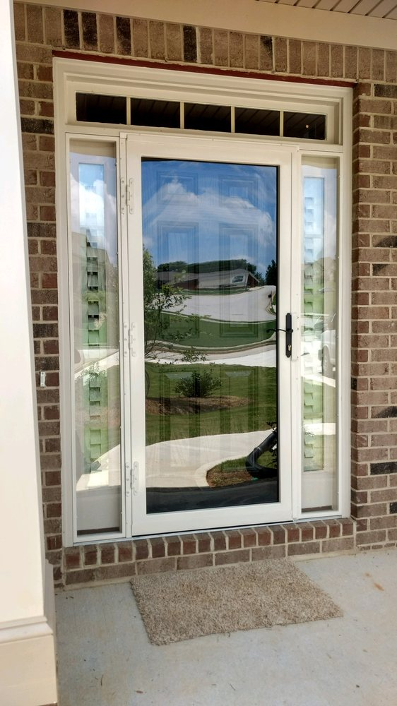 Photo Of Ornamental Security   Lake City, GA, United States. Clearview  Style Security