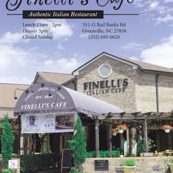 Photo Of Finelli S Cafe Greenville Nc United States