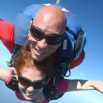 skydive chicago is one of the