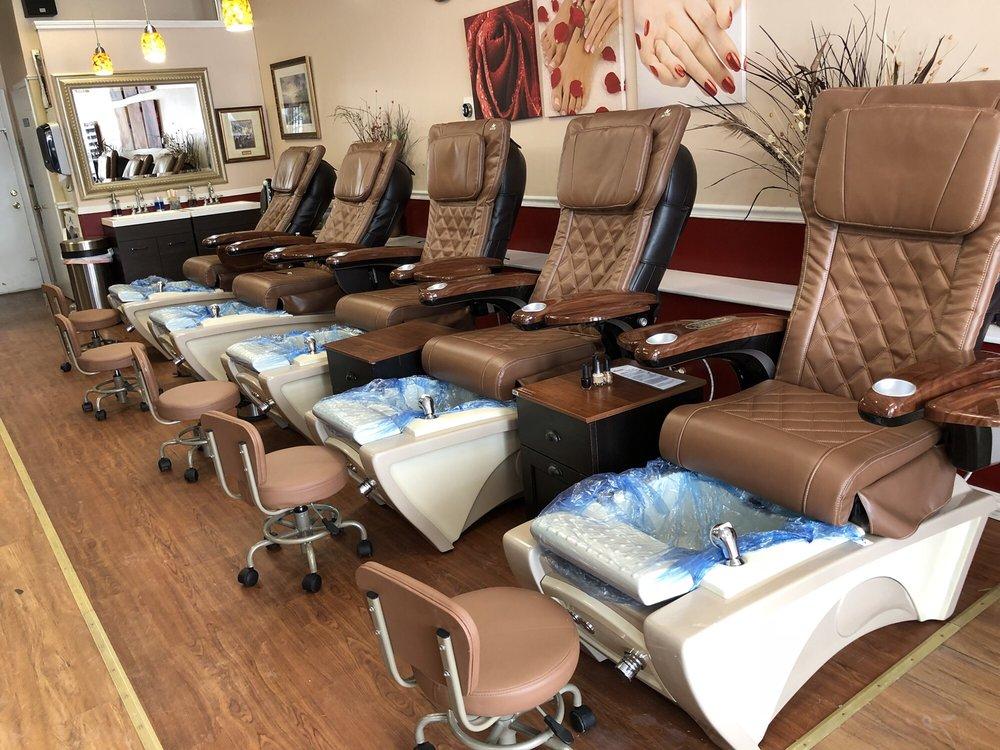 Phoenix nail spa 50 photos 45 reviews nail salons - Burlington nail salons ...