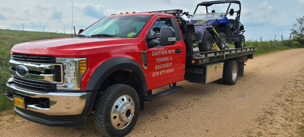 Towing business in Harrison, AR