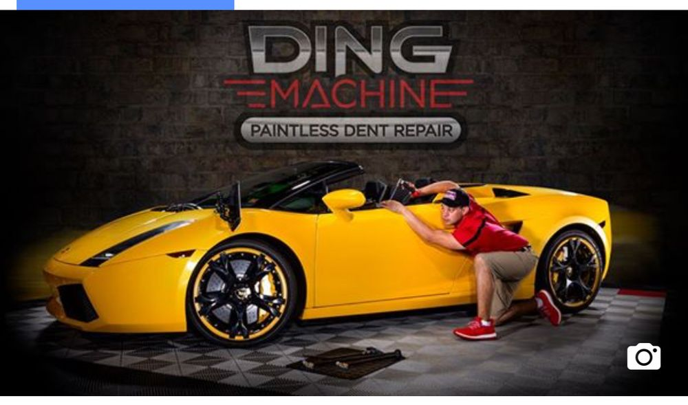 Ding Machine Paintless Dent Repair: 8385 Park Dr, Maineville, OH