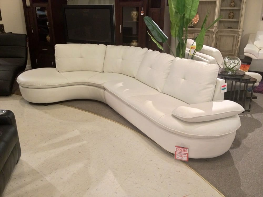 My Italian Leather Sofa For A Steal Yelp