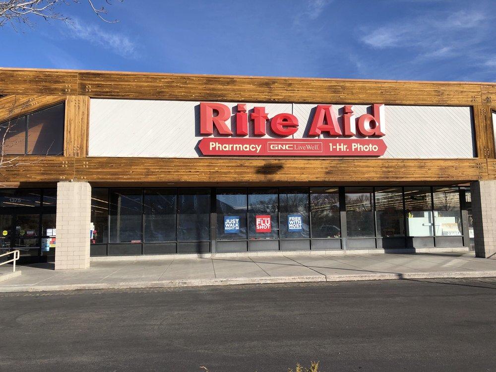 Rite Aid: 1375 Rocking W Dr, Bishop, CA