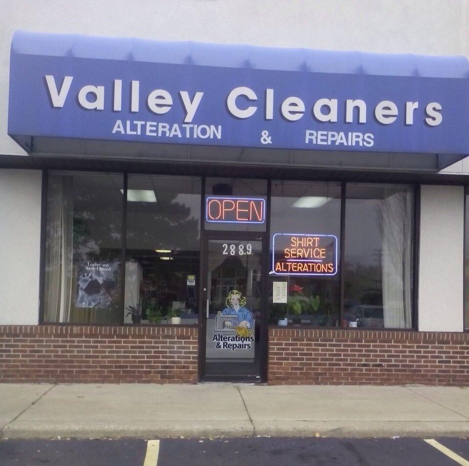 Valley cleaners modifiche riparazioni sartoriali 2889 for Affitti della cabina di ann arbor michigan