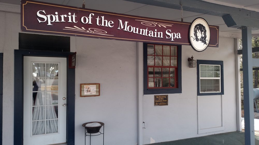 Spirit of the Mountain Spa: 601 Corona Pl, Cloudcroft, NM