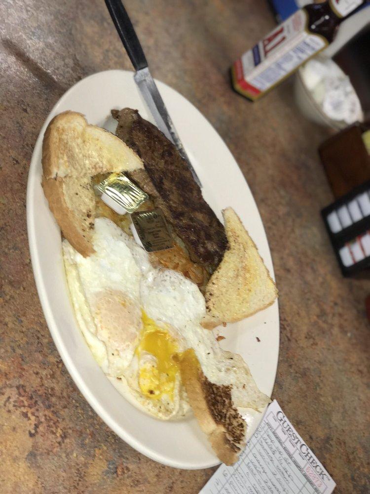 Old Creamery Cafe: 405 Main St E, Rice, MN