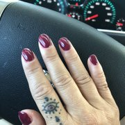 Nails of the Moment: Nicole by OPI Khloe Had a Little Lam-Lam - Romy ...