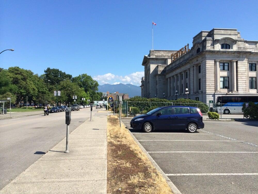 Hotels Near Amtrak Station Vancouver Bc