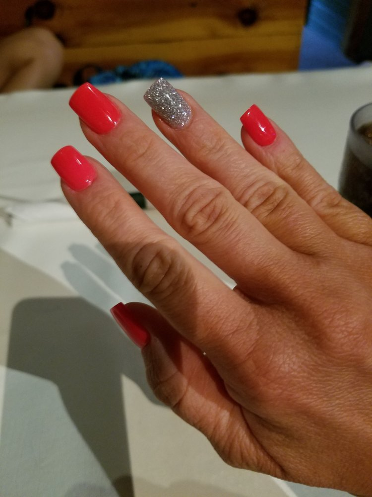 e2f1a6abfd Danny did an amazing job!! Lox Nails is awesome and affordable! Nina ...