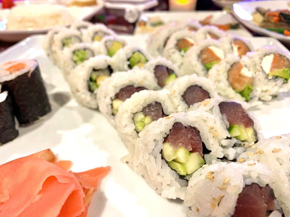K-Nam Korean BBQ & Sushi: 3440 Clark Rd, Sarasota, FL