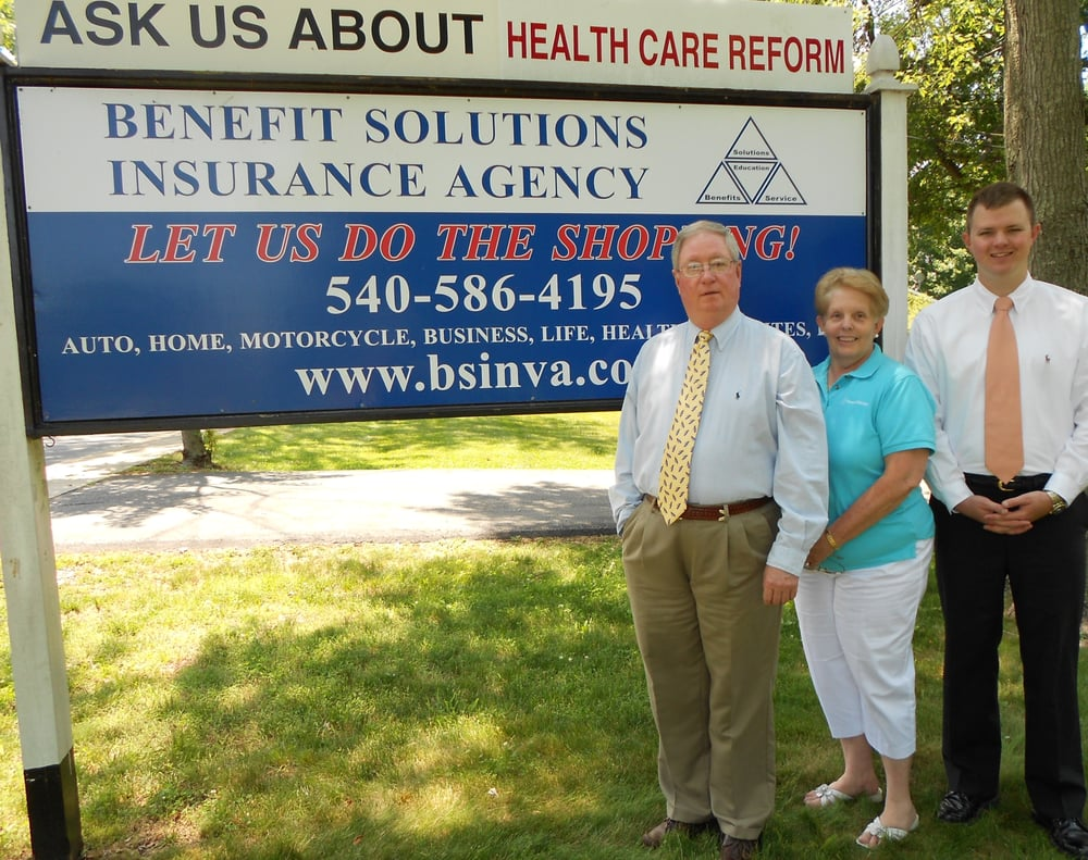 Benefit Solutions Insurance Agency: 752 Burks Hill Rd, Bedford, VA