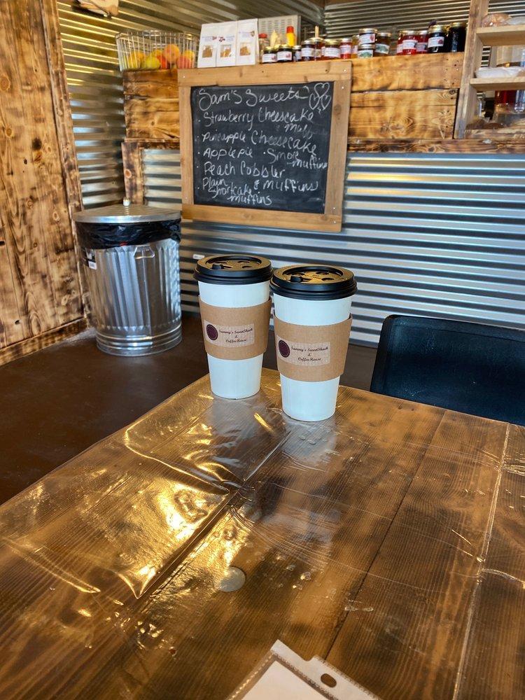 Sammy's Sweet Shack and Coffee House: 40140 E Hwy 80, Tacna, AZ