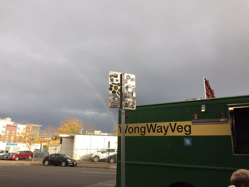 Whats At The End Of A Rainbow Wong Way Veg Yelp