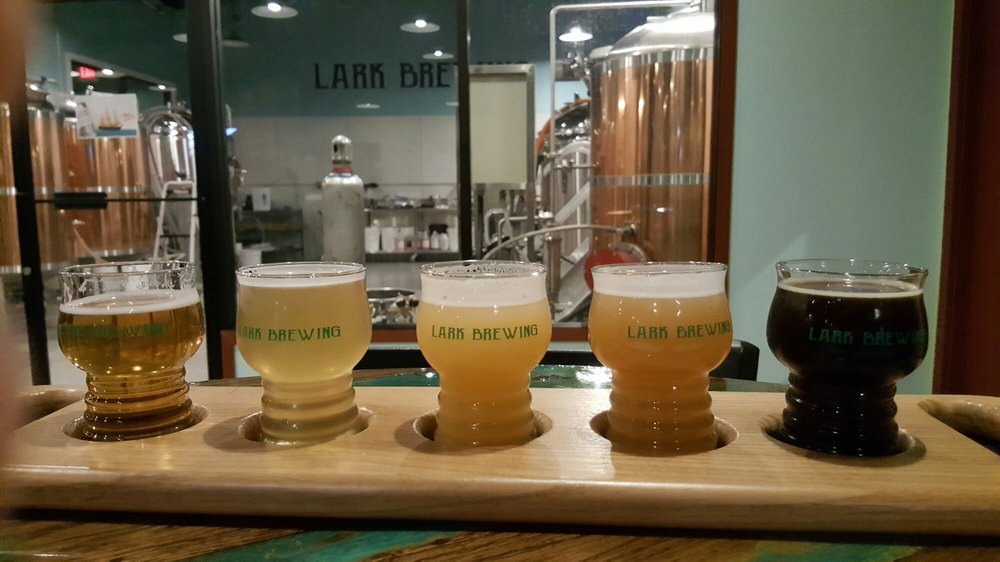 Social Spots from Lark Brewing