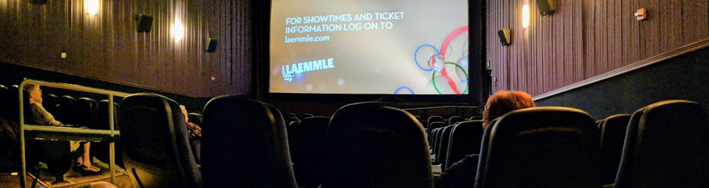 Social Spots from Laemmle's Claremont 5