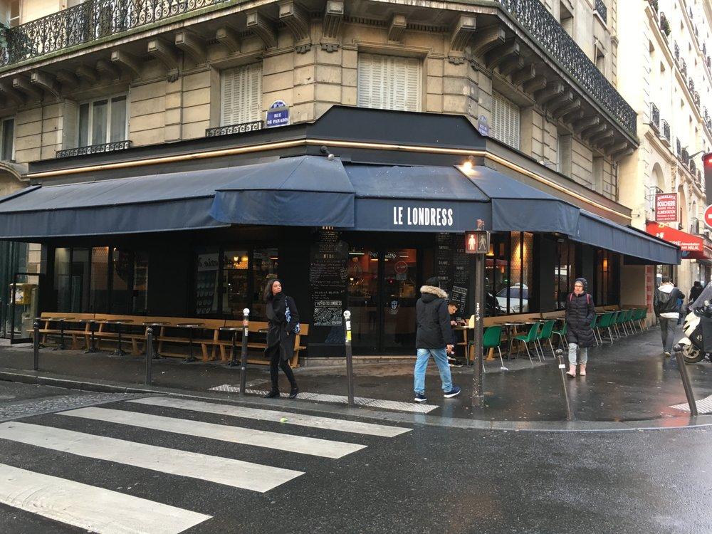 Le londress bars 97 rue du faubourg saint denis - Lidl strasbourg saint denis ...
