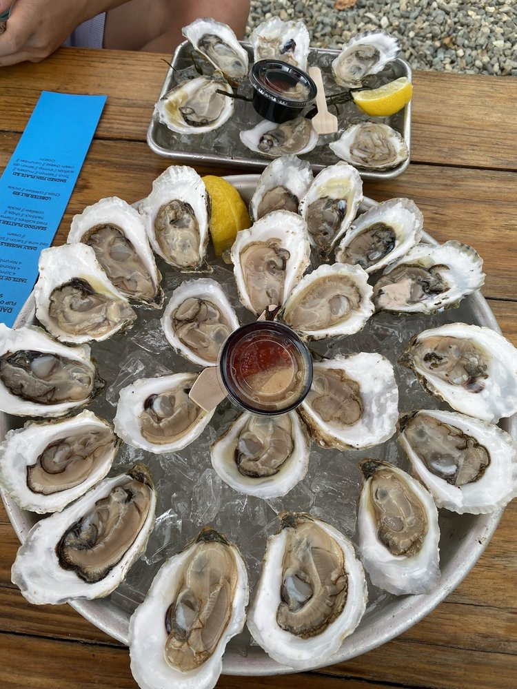 Shuck Station: 68 Main St, Newcastle, ME