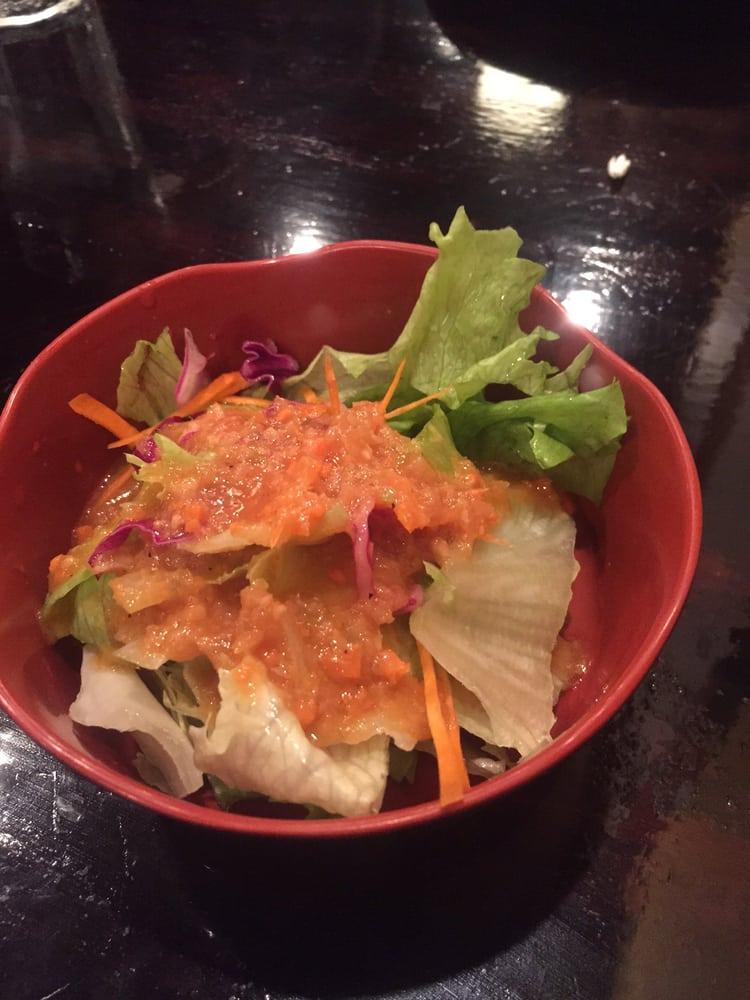 Complimentary Salad Yelp