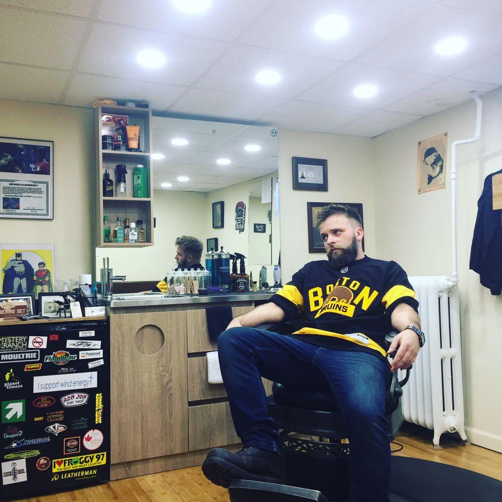8:28 Barbershop: 15 Bridge St, Carthage, NY