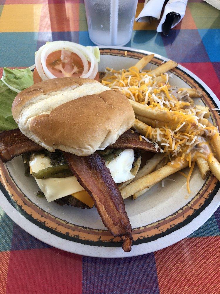 Old West Cafe: 403 Miranda Ave, Fort Garland, CO