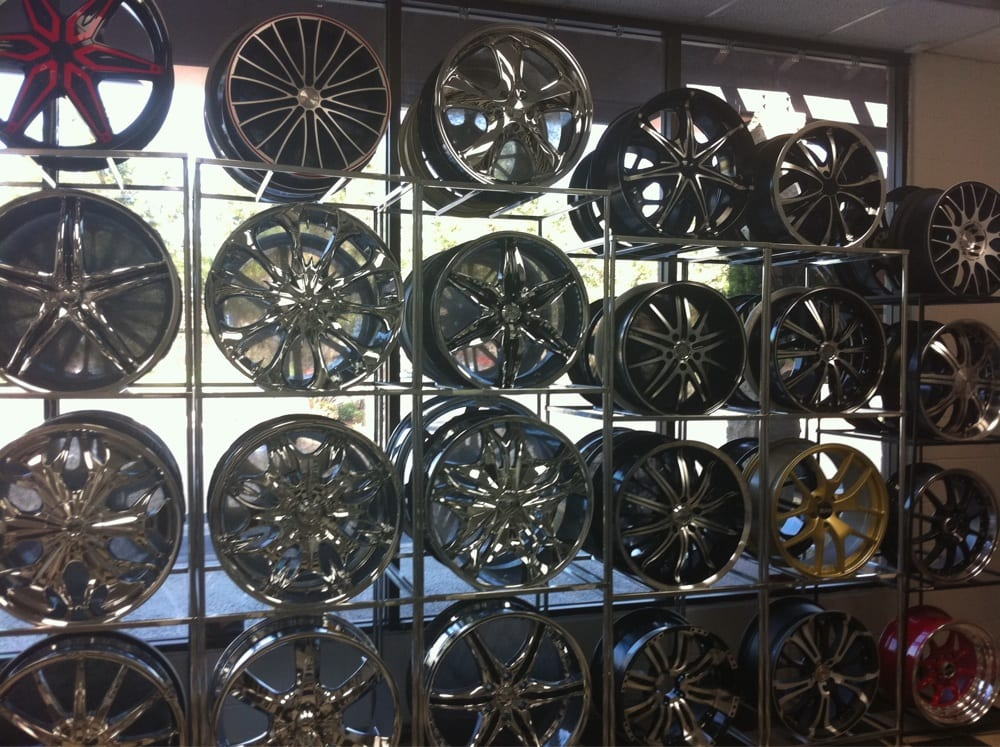 Photo of Big Brand Wheels and Tires: Fontana, CA