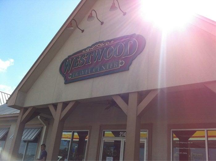 Westwood Exxon & Convenience Store: 2150 Highway 290 W, Brenham, TX