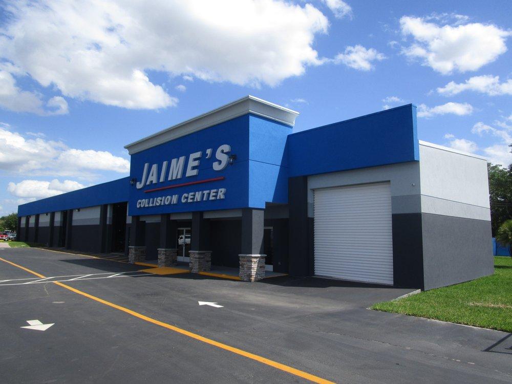 Jaime's Collision Center Lake Wales: 22491 US 27, Lake Wales, FL
