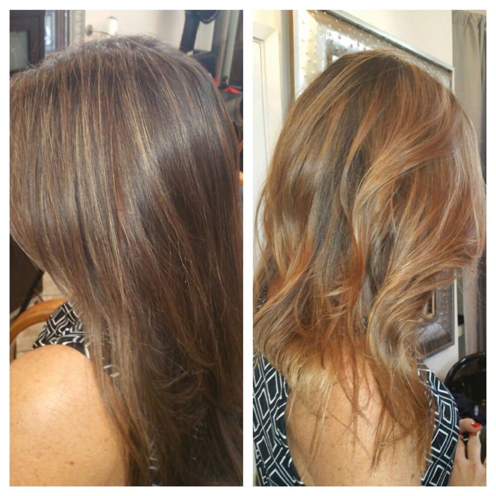 Armond antonie salon hair stylists 135 s acacia ave for Acacia beauty salon