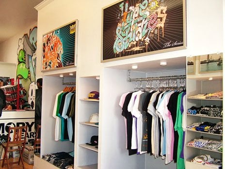 Hip hop online clothing stores