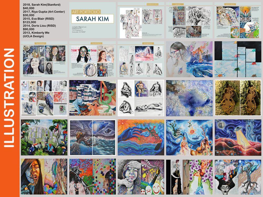 Art Center Portfolio Review - Yelp