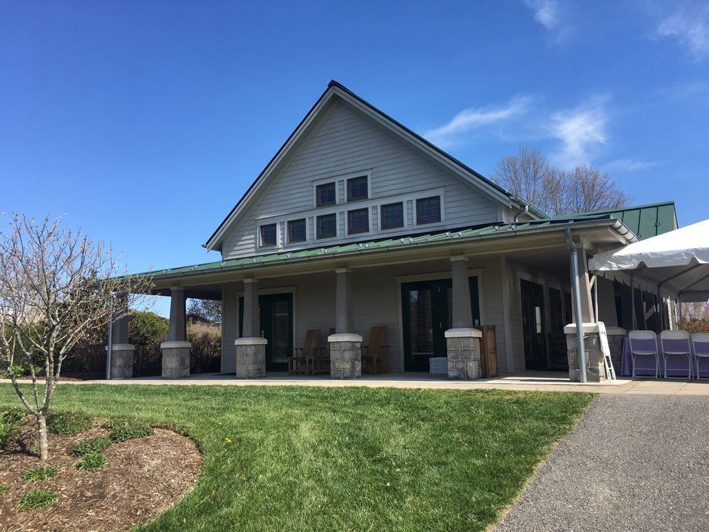 Hahn Horticulture Garden: 200 Garden Ln, Blacksburg, VA