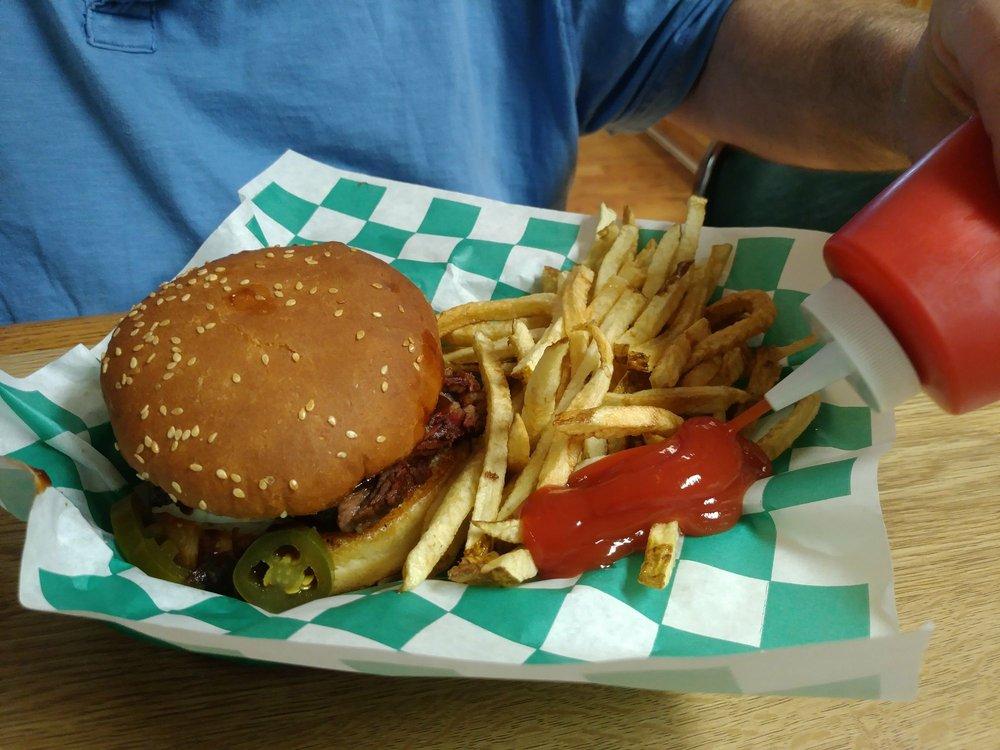Moe's Grill: 710 S Main St, El Dorado, KS