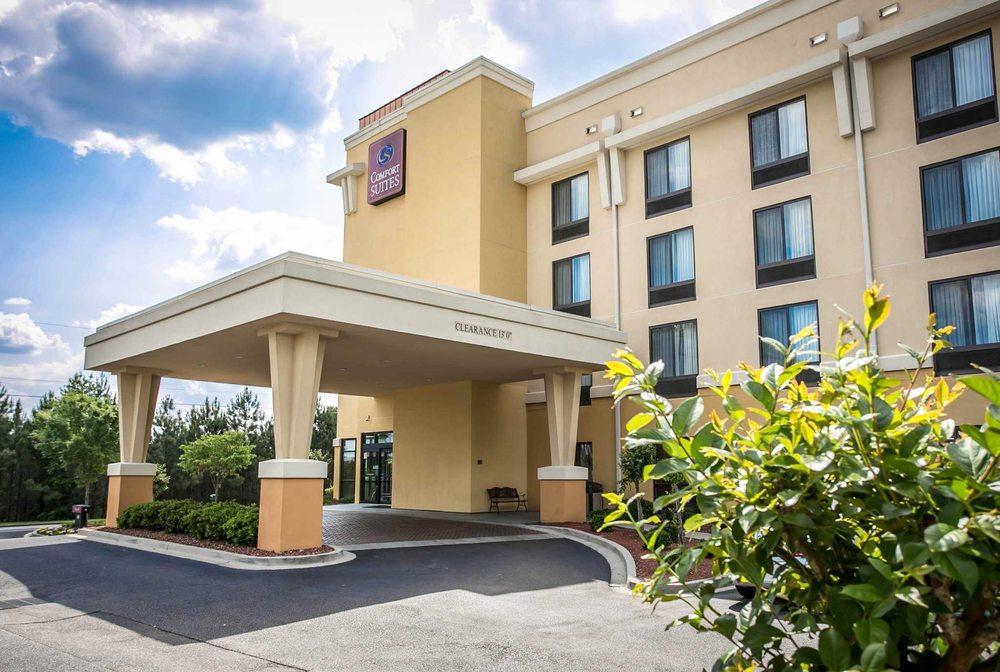 Comfort Suites: 1540 Daulton Dr, Columbia, SC