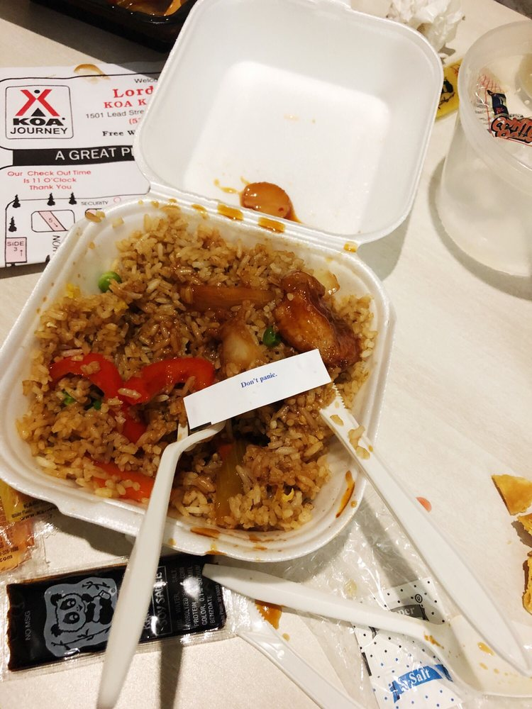 Food from China Bowl