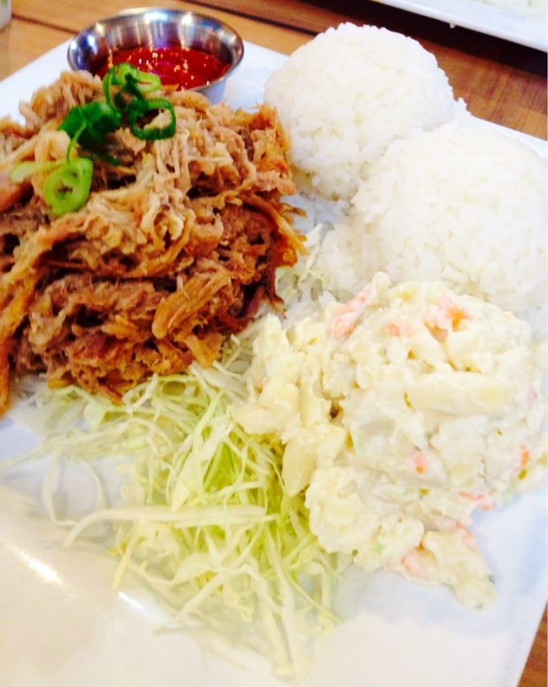 Da Kitchen Cafe Maui Menu