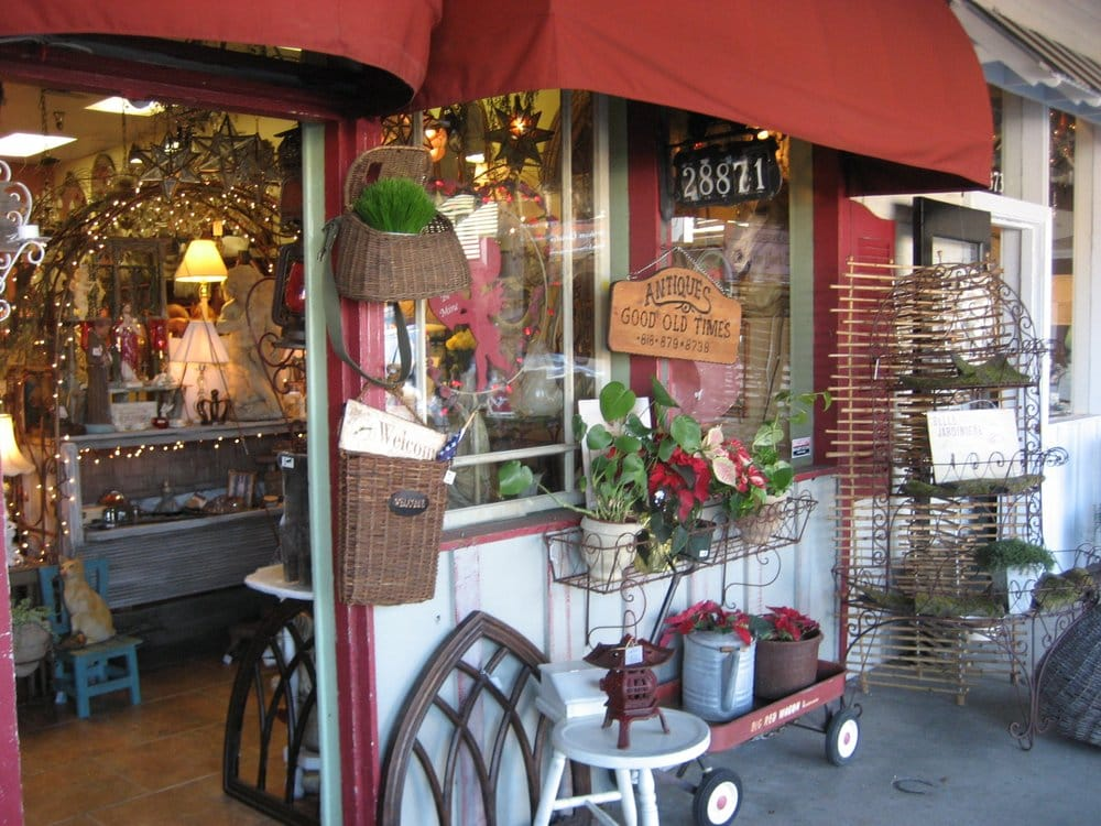 Good Old Times Antiques: 28871 Agoura Rd, Agoura Hills, CA