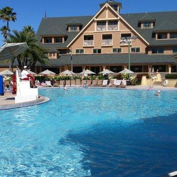 Photo Of Disney S Vero Beach Resort Fl United States Pool